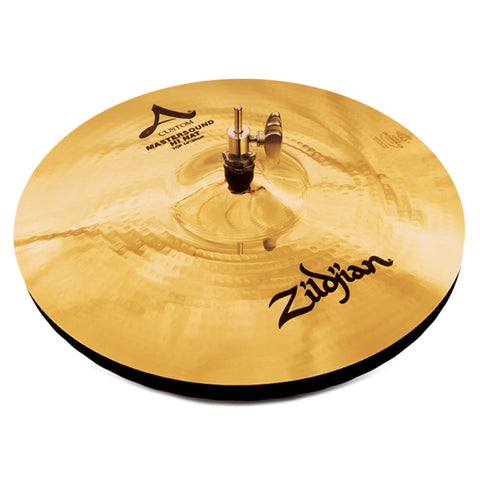 "Zildjian 14"" A Custom Hi-Hat Top Brilliant"
