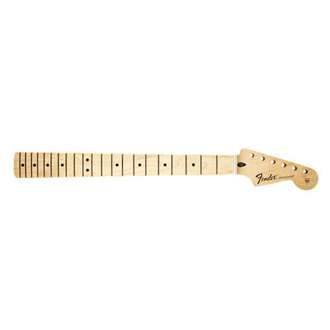 Fender Neck Stratocaster w/Maple Fingerboard & 21 Medium Jumbo Frets