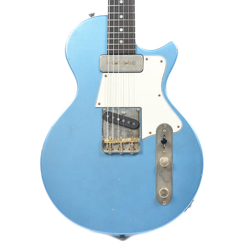 Fano Standard SP6/T90 Ice Blue Metallic Distressed
