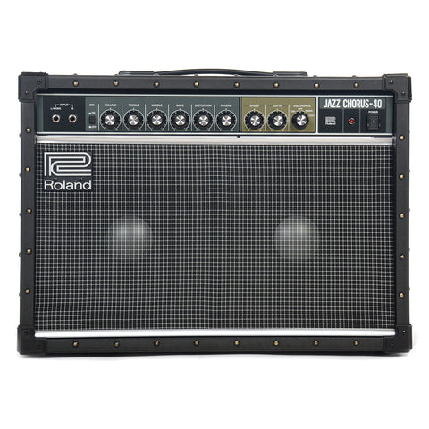 Roland JC-40 40W 2x10î Guitar Amplifier