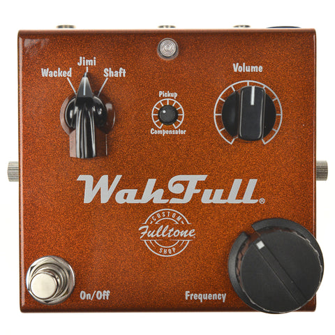 Fulltone Custom Shop WahFull Parked Wah