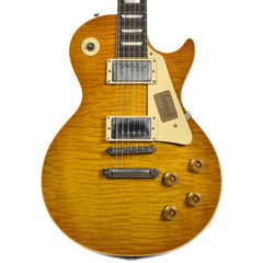 Gibson Custom Shop Les Paul Standard Figured Top Brown Lemon Vintage Gloss (Serial #971088)