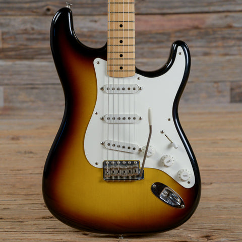 Fender Custom Shop 1956 Stratocaster Closet Classic Sunburst USED (s153)
