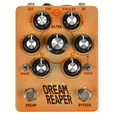 Adventure Audio Dream Reaper Fuzz Modulation Machine