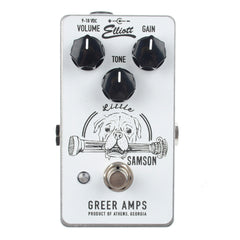 Greer Amps Elliott Little Samson Overdrive