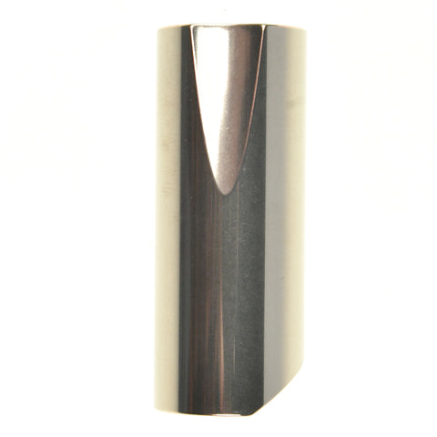 Rock Slide Nickel Plated Brass Small