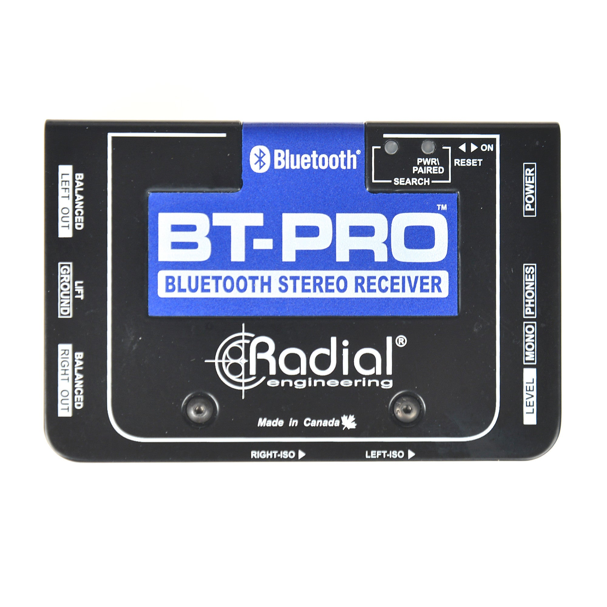 Radial Bt Pro Bluetooth Di Chicago Music Exchange