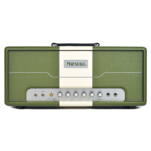 Marshall Astoria Classic 30W Hand-Wired Single Channel Head Green