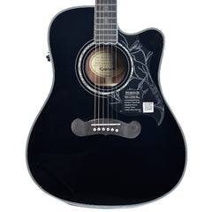 Epiphone Dave Navarro Jane Acoustic-Electric Ebony