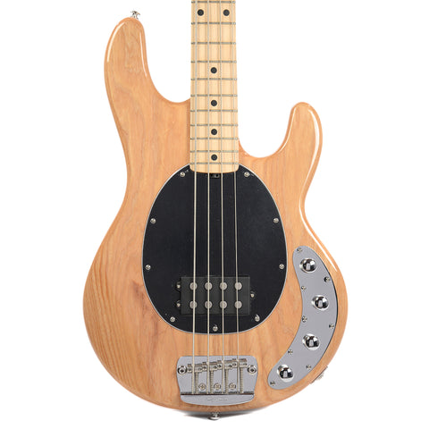 Music Man StingRay 4 Bass MN Natural w/Black Pickguard