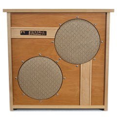 Analog Outfitters 2x12 80W 4/16ohm Speaker Cabinet (Serial #126)
