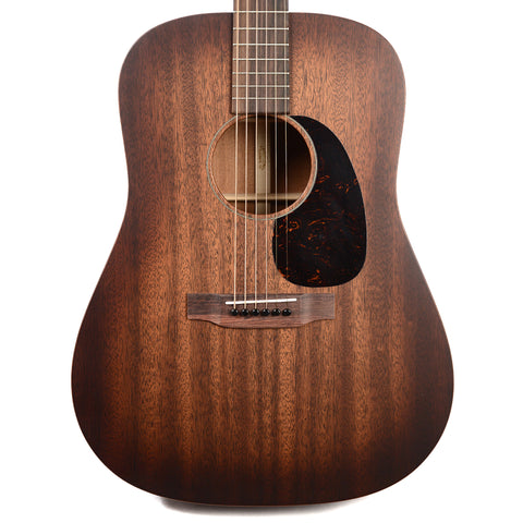 Martin D-15M Burst Dreadnought Solid Mahogany Sunburst
