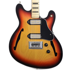 Bilt Volare 12 String 3 Tone Coronado Burst w/Lollar Goldfoil Humbuckers & Block Inlays (Serial #1614)