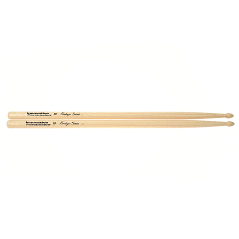 Innovative Percussion Vintage Series 5B Hickory Sticks