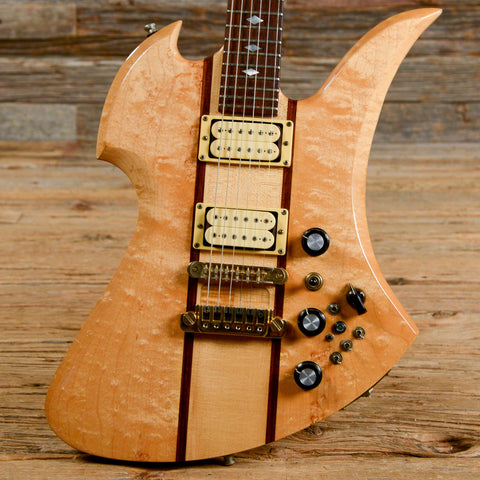 B.C. Rich Mockingbird Natural 1982 (s191)