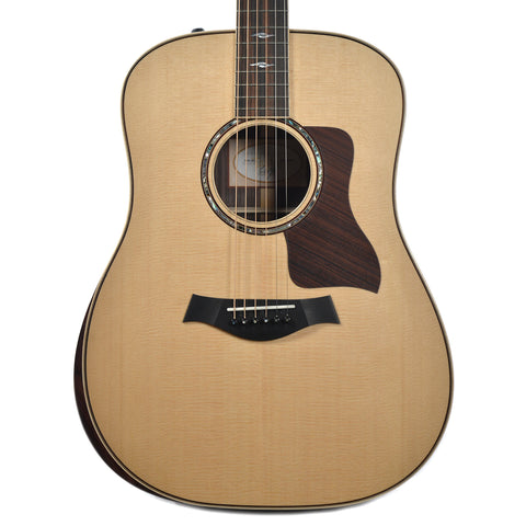 Taylor 810e DLX Grand Auditorium Sitka/Indian Rosewood ES2
