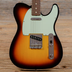 Fender Custom Shop 1963 Telecaster NOS Sunburst 2016 (s767)