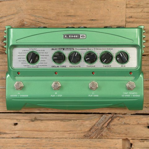 Line 6 DL4 Delay Modeler USED