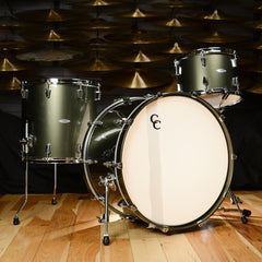 C&C Maple/Gum 13/16/24 3pc Kit Gloss Dark Olive