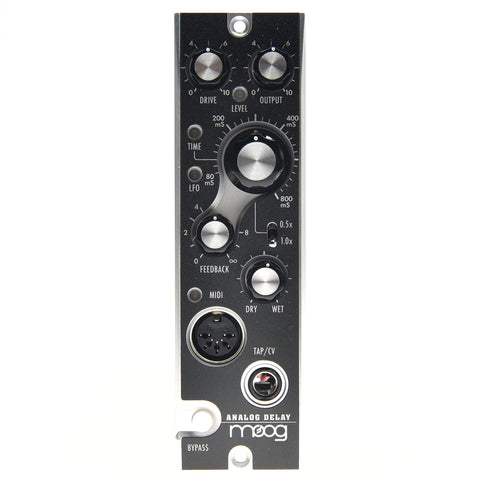 Moog 500 Series Analog Delay Module