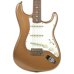 Fender Custom Shop 1969 Stratocaster 2017 Time Machine Collection Prototype Aged Firemist Gold Journeyman Relic (Serial #CZ528412)