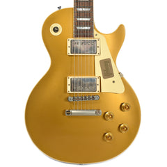 Gibson Custom Shop Les Paul Standard Goldtop Light Darkback VOS (Serial #CME70052)
