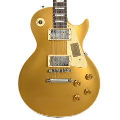 Gibson Custom Shop Les Paul Standard Goldtop Light Darkback VOS (Serial #CME70030)