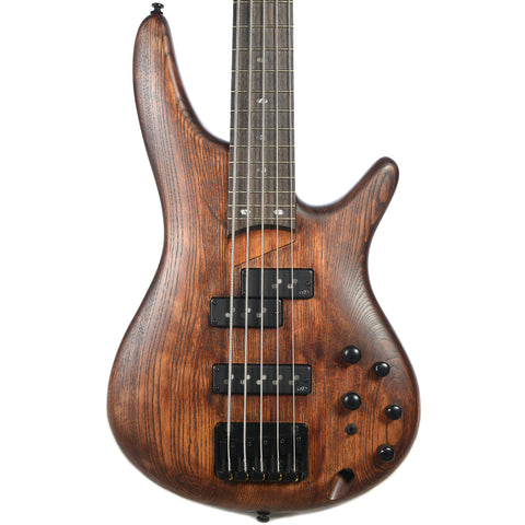 Ibanez SR655 5 String Antique Brown Stained