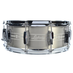 Ludwig 5.5x14 Heirloom Stainless Steel Snare Drum