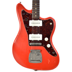 Nash JM-63 Dakota Red RW Alder Light Relic w/Tortoise Pickguard & Lollar Pickups (Serial #NG3781)