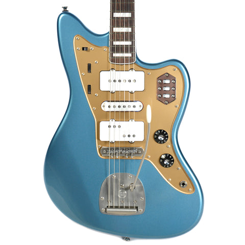 Shelton GalaxyFlite III Super Lake Placid Blue Metallic Lacquer (Serial #HFWW2340)