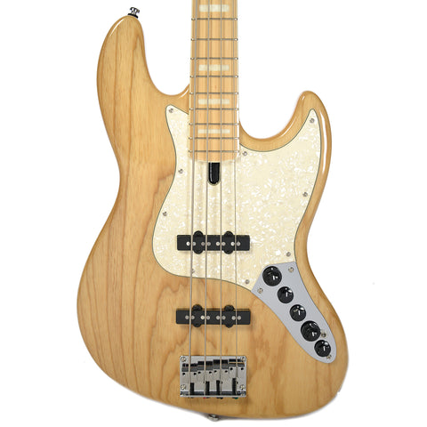 Sire Marcus Miller V7 Swamp Ash 4 String Bass Natural