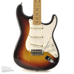 Fender Stratocaster Three Tone Sunburst 1958 (s847)