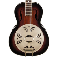 Gretsch G9240 Alligator Biscuit Roundneck Resonator - 2 Tone Sunburst