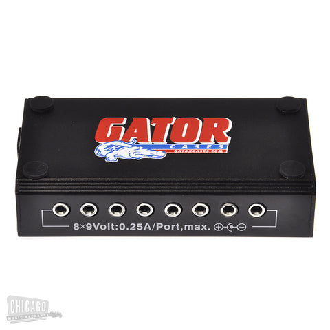 Gator G-BUS-8 US Pedal Board Power Supply