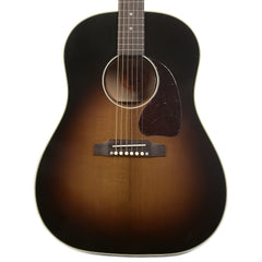 Gibson Montana J-45 Banner Thermally Aged Adirondack Red Spruce Top Thin Finish