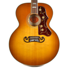 Gibson SJ-200 Special Heritage Cherry Sunburst Limited Edition (Serial #10756003)