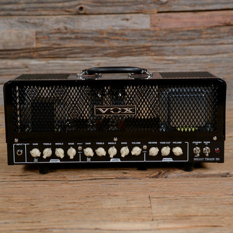 Vox Night Train G2 50W Head USED