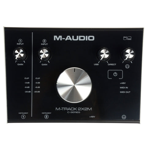 M-Audio M-Track C-Series 2x2M Interface