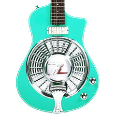 Asher Resosonic Rambler Daphne Blue w/Lollar Gold Foil (Serial #957) Floor Model