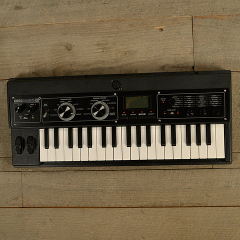 Korg MicroKorg XL+ Synthesizer & Vocoder with Expanded PCM USED
