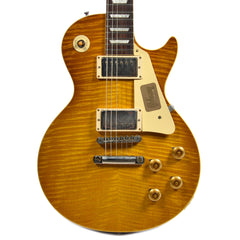Gibson Custom Shop Les Paul Standard Figured Top Brown Lemon Vintage Gloss (Serial #971092)