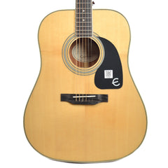 Epiphone PRO-1 Plus Dreadnought Acoustic Natural