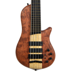 Warwick Custom Shop Thumb SC 5-String Natural Oil (Serial #C16118315)