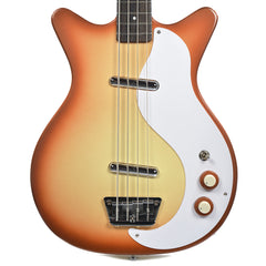 Danelectro 59 DC Long Scale Bass Copperburst