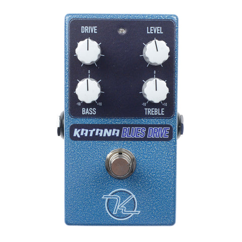 Keeley Katana Blues Drive V2