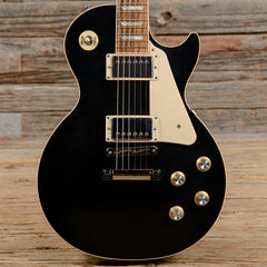 Gibson Les Paul Traditional Satin Black 2012 (s379)
