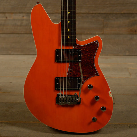 Reverend Descent H90 Baritone w/Wilkinson Trem Rock Orange USED