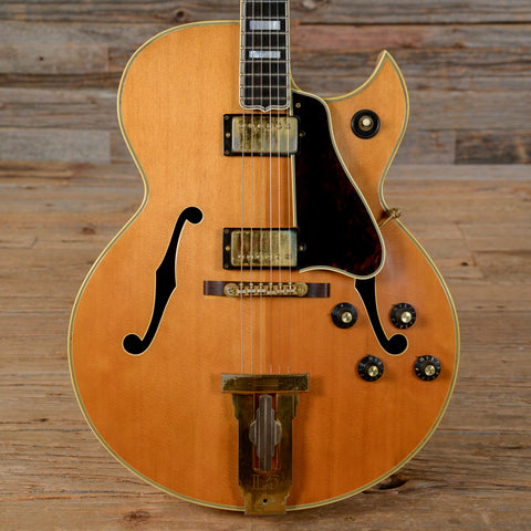 Gibson L-5 CESN Natural 1966 (s366)