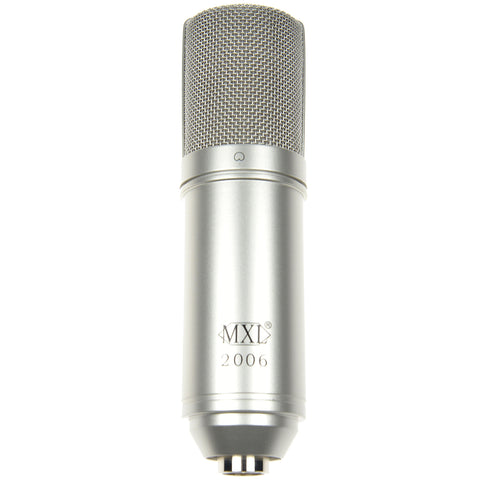 MXL 2006 Large Diaphragm Class A FET Circuitry Condenser Microphone